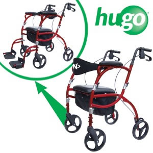 The Hugo® Navigator: 2 products in 1