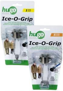 Fer à glace « Ice-O-Grip » de Hugo® à 1 pointe ou 5 pointes, dans un emballage coque