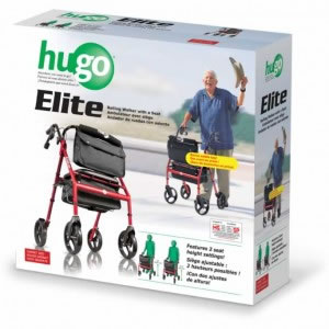 Hugo® Elite Rollator retail box