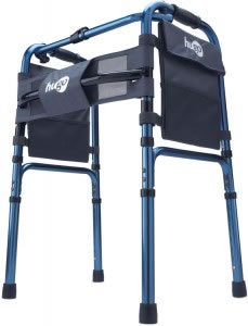 Hugo® Easy-Fold Lightweight Walker