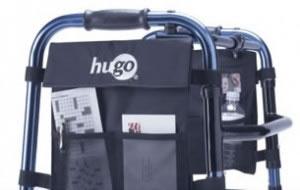 Sacs de rangement pratiques pour la Marchette légère facile à plier de Hugo®