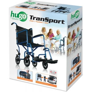 Hugo® Transport Chair retail box