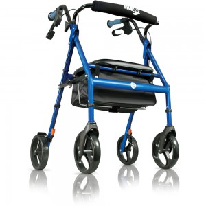 Hugo® Rollator with a seat