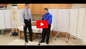 HurryCane versus Hugo QuadPod Cane, Review by 2 physical therapists, Video