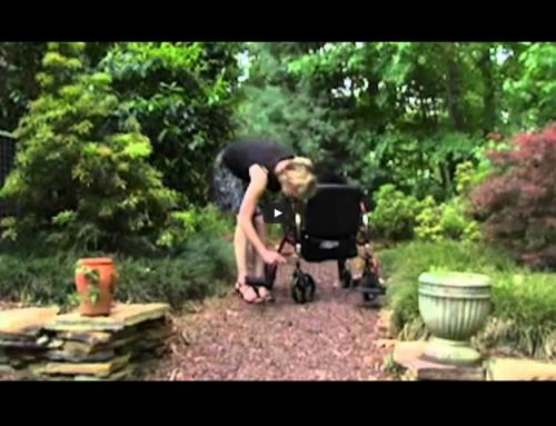 Navigator – 2 in 1 Rolling Walker & Transport Chair – Video