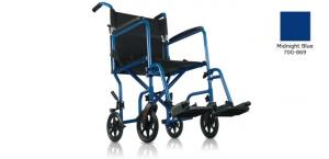 Hugo Transport Chair, Midnight Blue