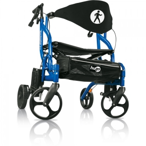 Hugo® Navigator™ in rollator mode