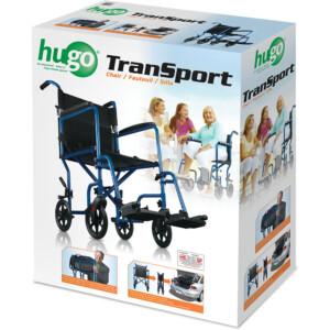 Emballage pour la vente au detail du fauteuil de transport Hugo®