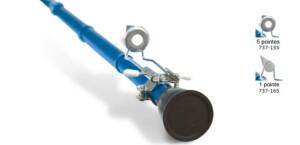 Fer à Glace « Ice-O-Grip » de Hugo®, à 5 pointes ou 1 pointe