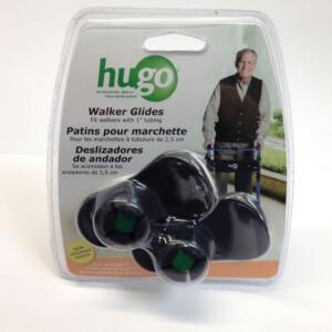 Patins pour marchette de Hugo® dans leur emballage