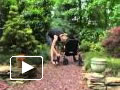 How to unfold and fold the Airgo® Navigator 2 in 1 rollator / transport-chair